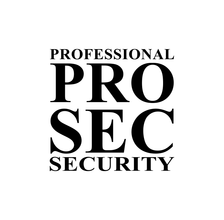 Pro Sec Professional Security - Our security partner